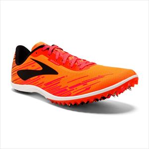 BROOKS 110237 MACH 18 A8 139gr orange/pink/black