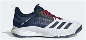 ADIDAS CRAZYFLIGHT X3 USAV W cloud white/collegiate navy/power red