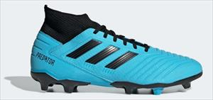ADIDAS PREDATOR 19.3 FG bright cyan/core black/solar yellow