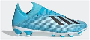 ADIDAS X 19.3 MG bright cyan/core black/shock pink