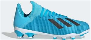 ADIDAS X 19.3 MG JR bright cyan/core black/shock pink