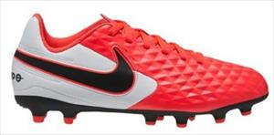 NIKE LEGEND 8 ACADEMY FG/MG JR laser crimson/bianco/nero