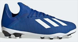ADIDAS X 19.3 MG JR team royal blue/cloud white/core black