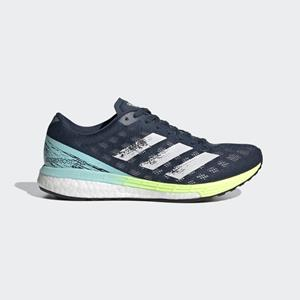 ADIDAS ADIZERO BOSTON 9 W A2 235gr 10d crew navy/crystal white/clear aqua