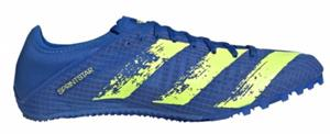 ADIDAS SPRINT STAR M A8 navy blue/fluorescent yellow/royal blue
