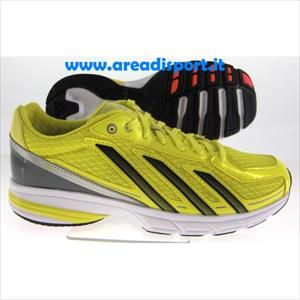 scarpe running A3 a3 adidas adizero f50 runner 3k jr giallo nero ... 99af6bdee1d