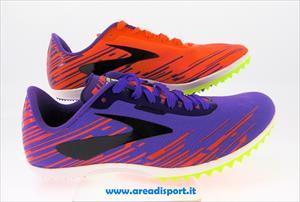 a36ea11b139d3 BROOKS - MACH 18 W A8 125gr fiery coral electric purple black