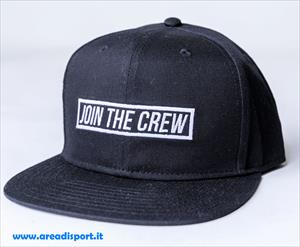 NINESQUARED - JOIN THE CREW cap black