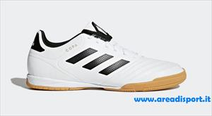 ADIDAS - COPA TANGO 18.3 IN ftwr white/core black/tactile gold me